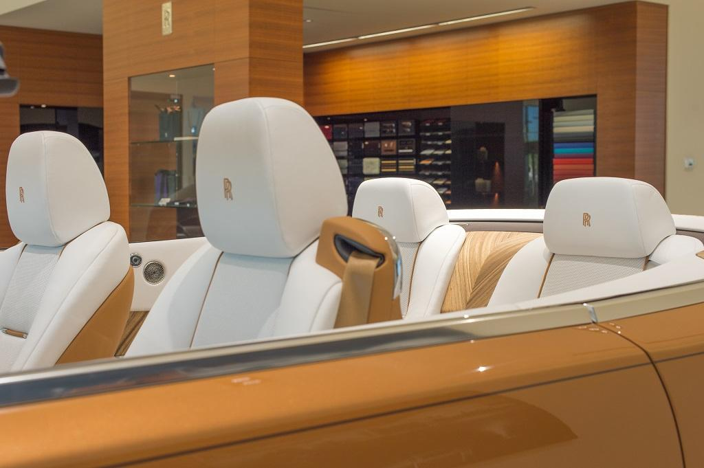 2019 Rolls-Royce Dawn Convertible - 18158001 - 58