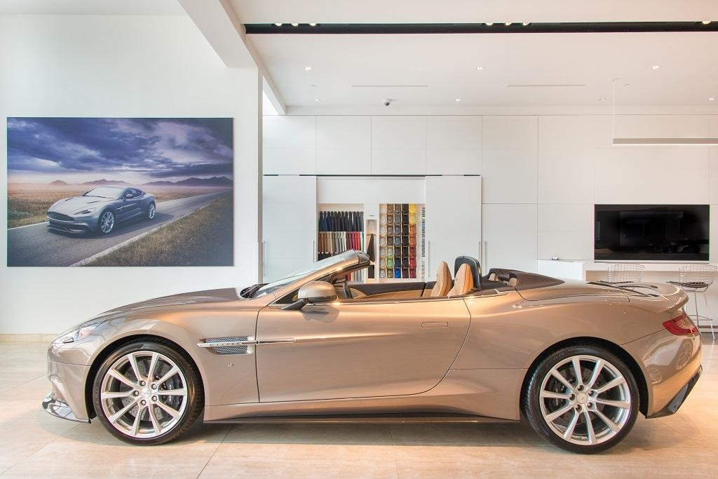 2019 Aston Martin Vantage Special $ $1,449.39 @ month closed-end lease - 18486076 - 44