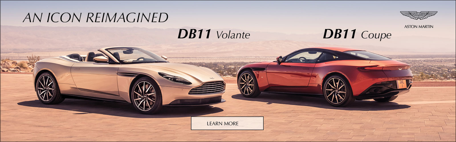 DB11 Volante and Coupe 5/15/19
