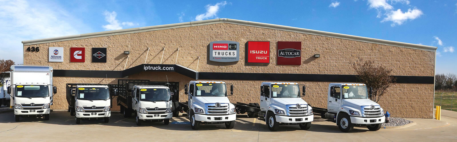 c9bae6e54a HINO   ISUZU Commercial Truck Dealer - 2 Dallas Fort Worth Locations