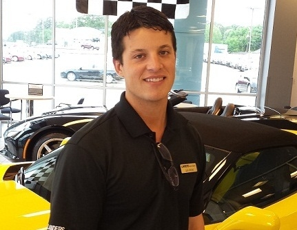 Quintin Brown Sales Consultant