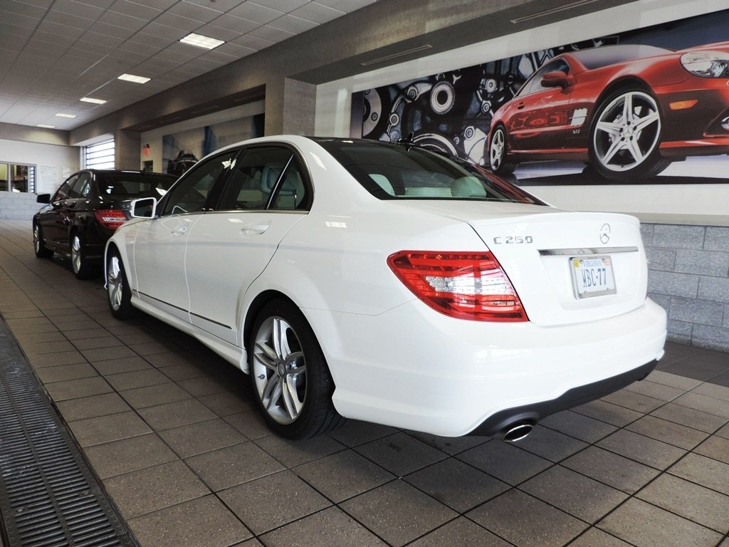 2015 Mercedes-Benz C-Class 4dr Sedan C 300 4MATIC - 16814710 - 60
