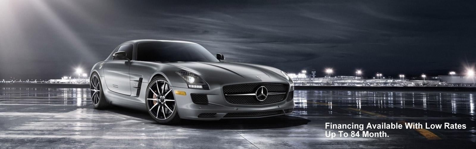 8-24-17 Mercedes-Benz SLS