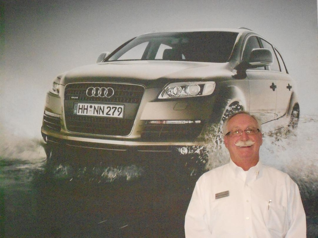 Service Advisor Richard Frauenzimmer