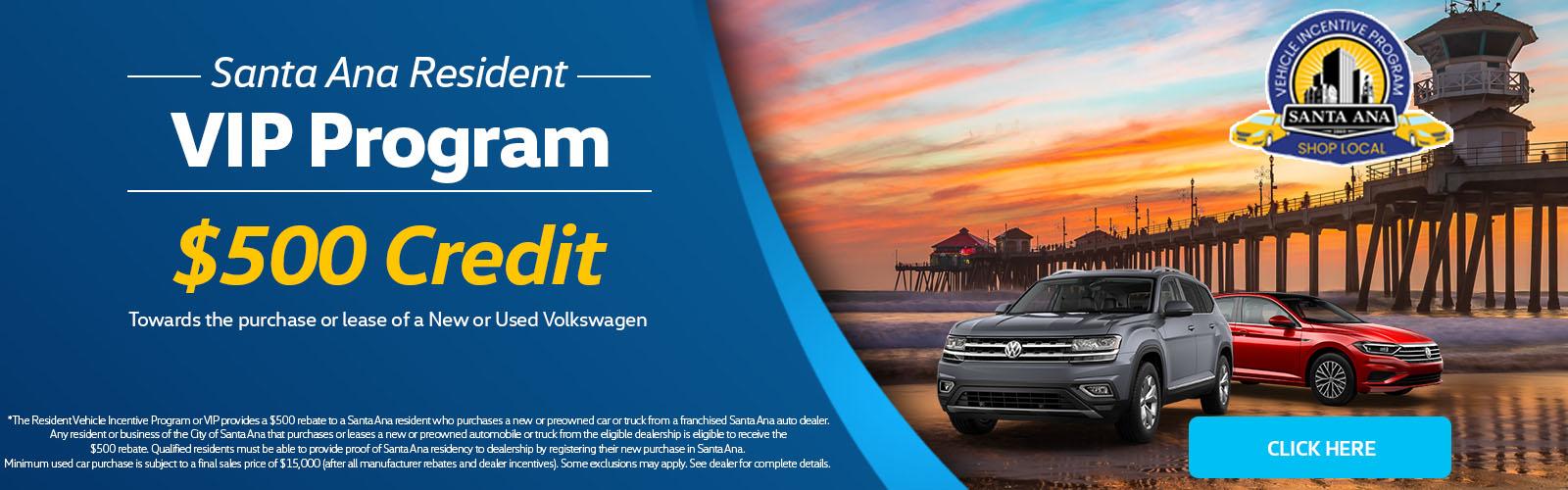 Volkswagen (VW) Car Dealer - Los Angeles, Orange County