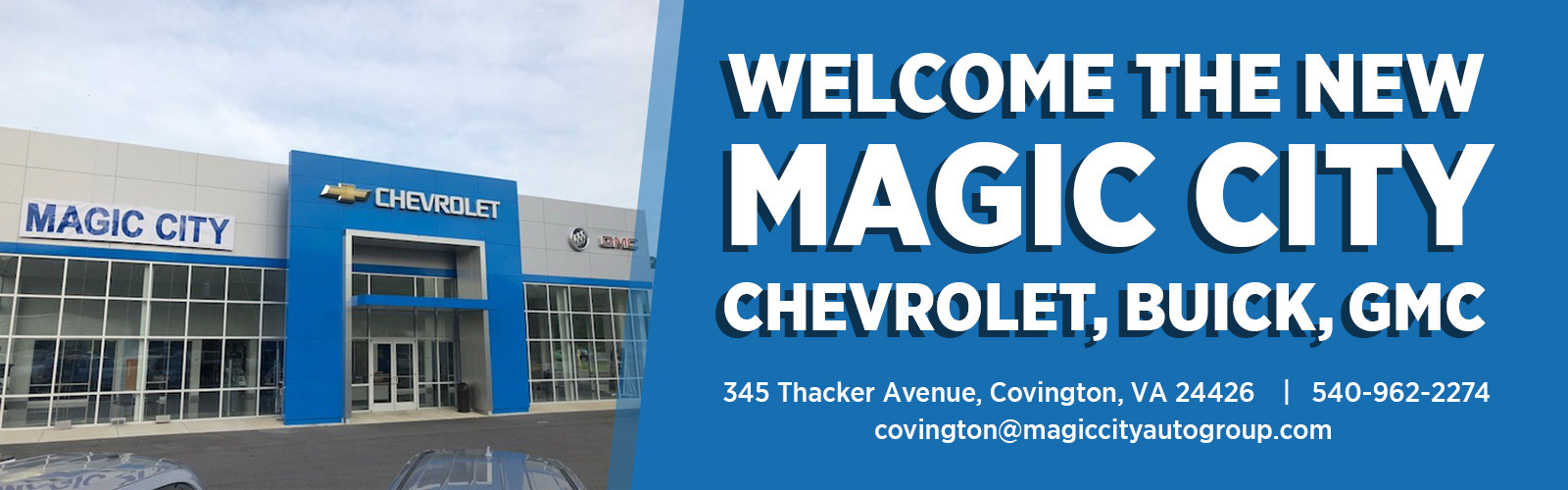 Magic City Chevy Opening