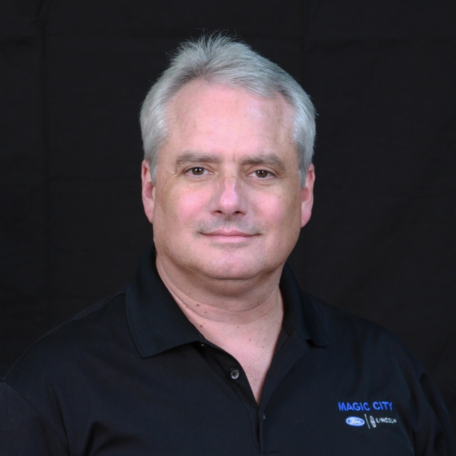 Billy Kanode Parts Manager