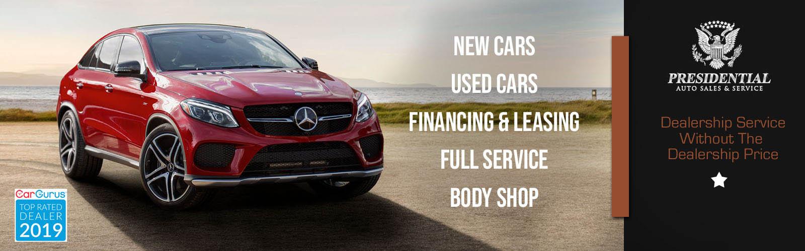 Presidential Auto Sales >> Used Cars For Sale Palm Beach Boca Raton Delray Beach