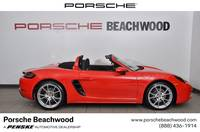 2019 718 Boxster, Lease for $799/mo. - 97041