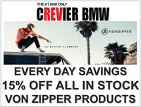 Von Zipper Savings