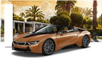 2019 i8 Roadster Lease Special