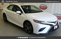The All new & incredible 2018 Camry SE