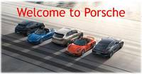 WELCOME TO PORSCHE
