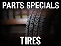 SAVE ON A NEW SET OF MASERATI TIRES