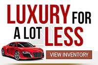 Luxury for a lot Less!