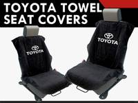 Toyota Towel Seat Covers