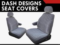 Dash Designs Seat Covers