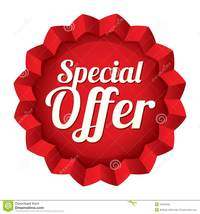 Print this Coupon and present it at the beginning of the sale and receive Special Discount