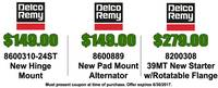 Delco Remy Part Discounts