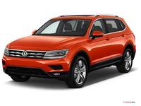 THE ALL NEW TIGUAN IS HERE!!