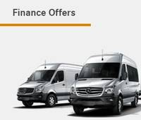 2017 Sprinter Van Finance Offer