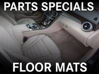 $25 OFF Winter Floor Mats