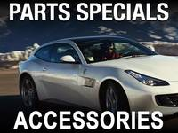 Get 25% off IN-STOCK Ferrari Accessories