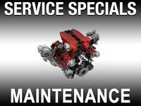 Ferrari Major Service Offer
