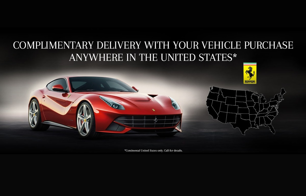 Complimentary Delivery Anywhere in the United States
