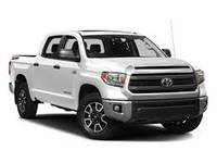 SPECIAL LOW APR - 2018 TOYOTA TUNDRA Double Cab, Regular Cab, Crewmax Cab