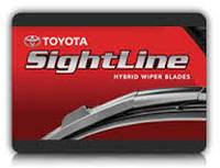 Toyota Sight Line Wipers