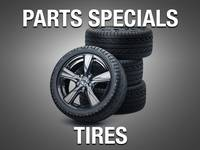 $100 off on full set of 4 Pirelli Tires