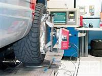 $20.00 Off 4 Wheel Alignment