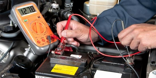 Stop by for a FREE Car Battery Test
