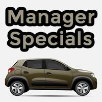 Used Car Manager Specials for Sale in Round Rock, TX