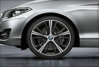 Save 30% off a set of BMW Wheels!