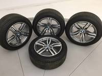 Customize your BMW with a Full Set of Wheels and Tires