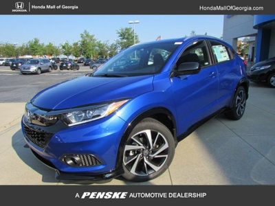 2019 Honda HR-V Special Financing Offer