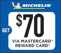 Get $70 via Reward Card