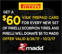 Get up to $60 Prepaid Card