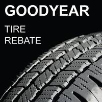 With purchase of 4 select Goodyear Tires - 97550