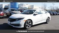 2019 Civic LX Sedan A/T Lease Special - Honda Sensing Suite Included