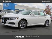 2019 Accord LX 1.5 - Honda Sensing Suite Included