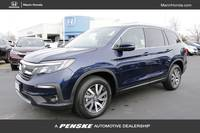 2019 Pilot EX AWD - Honda Sensing Suite Included - 98393