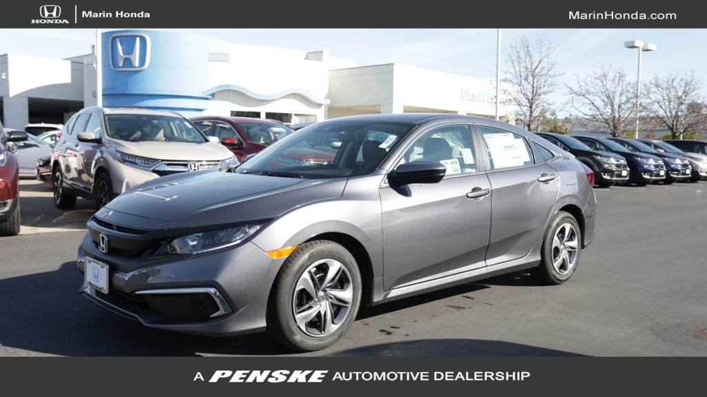 2019 Civic LX Sedan A/T Lease Special