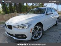 BRAND NEW 2017 BMW 3 Series Sedan Owners Choice Lease Offer