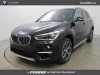 2018 BMW X1 Zero Down Special Offer