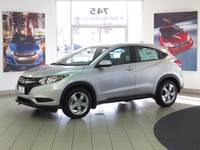 2017 HR-V CVT 2WD LX - More than meets the eye, with a lease deal that's easy on the wallet