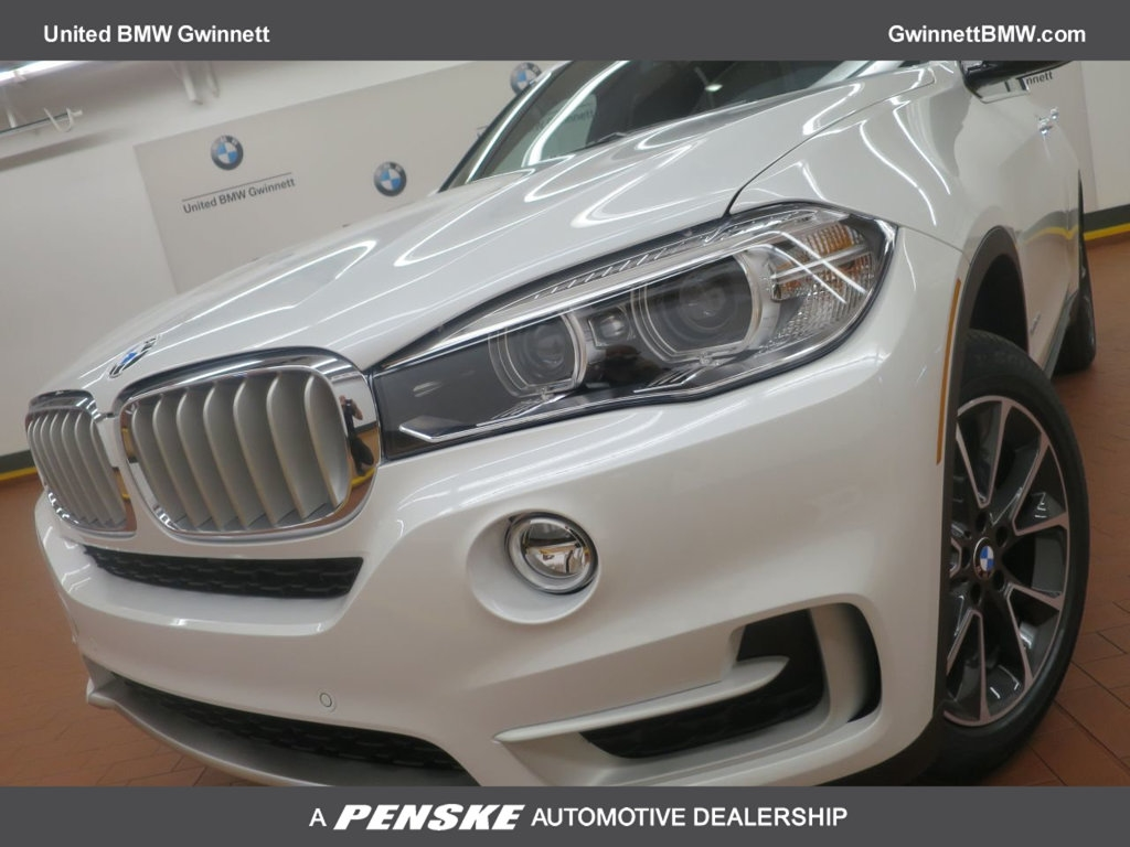 DEMO 2017 BMW BMW X5 XDRIVE35i