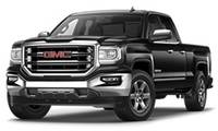2017 GMC Sierra 2500HD Double Cab SLT Gas Lease Deal - Only $648/mo. Sign & Drive!